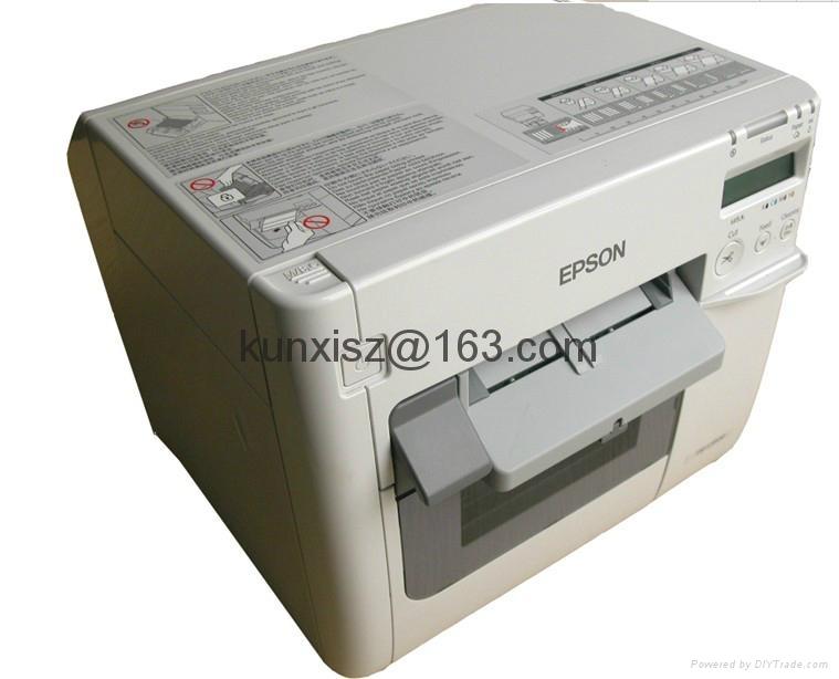 Full color Epson label printer TM-C3520 2