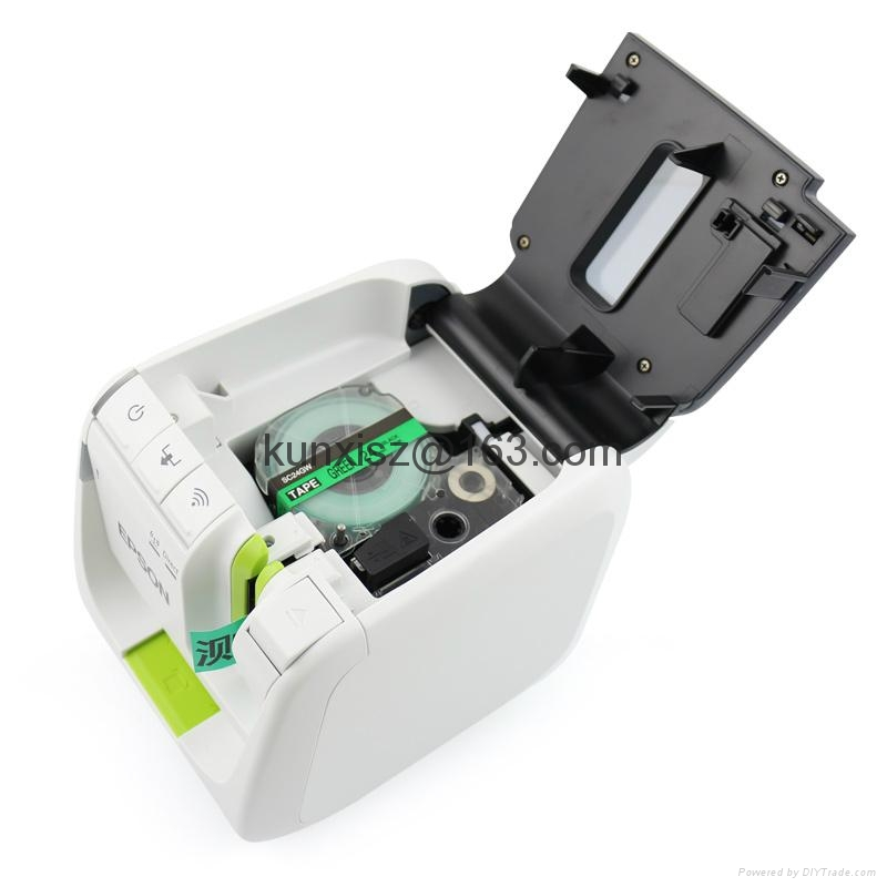 Epson LW-1000P Bluetooth label printer 2