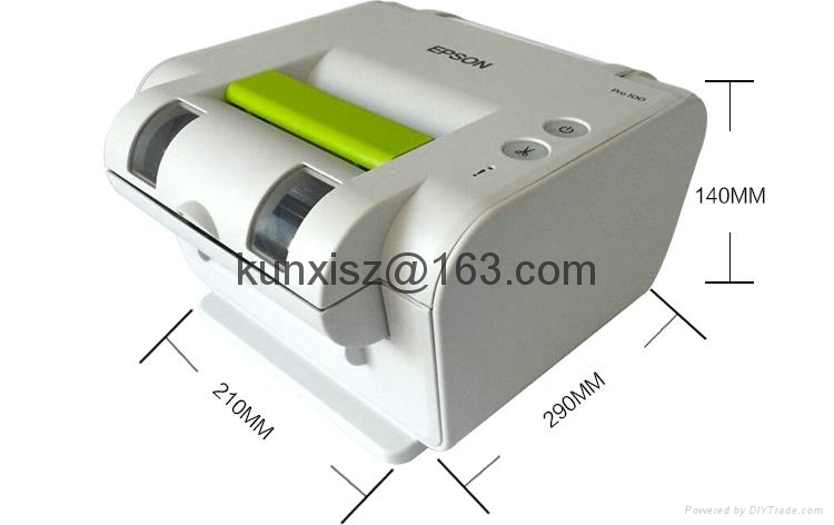 Epson PRO100 Wide Label Barcode Printer 1