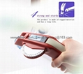 達美Dymo 1610手動標籤機凹凸3D帶模機打碼機標價刻字機 3