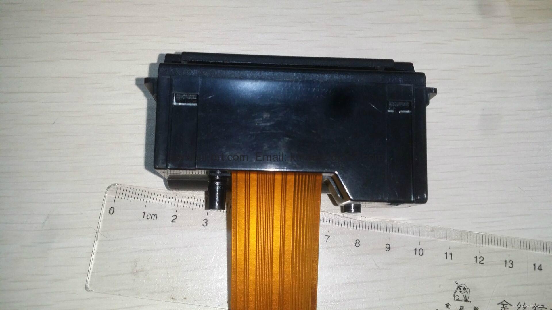 車載熱敏打印機ETMP207 車載小票打印頭 3