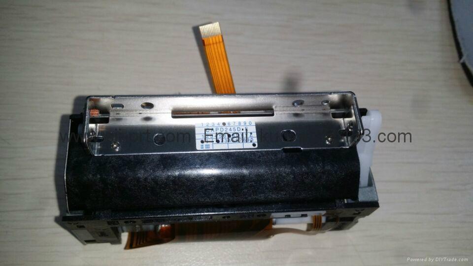 Seiko micro thermal printer head CAPD245D-E, Seiko Printhead CAPD245D-E 2