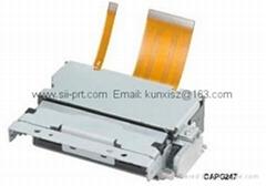 精工热敏打印头CAPG247B-E,加油站专用打印机CAPG247B