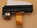 微型热敏打印头JX-2R-17 通用精工LTP02-245热敏打印头