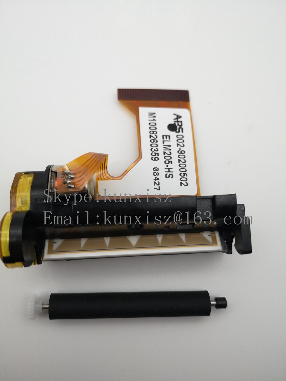 APS thermal printer ELM205, printer accessories, high-speed print head ELM205-HS 5