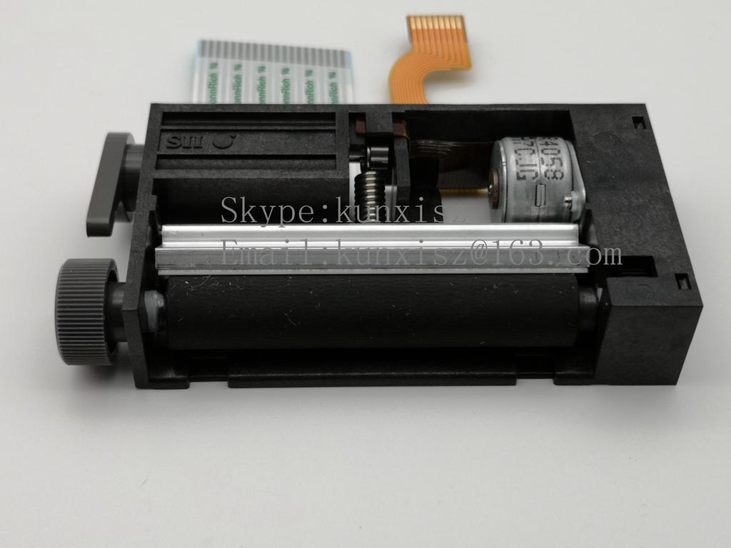 精工热敏打印头LTP1245R-C384-E