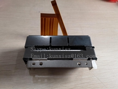 精工熱敏打印頭CAPD345,一體打印機CAPD345,帶切刀打印頭CAPD345D-E