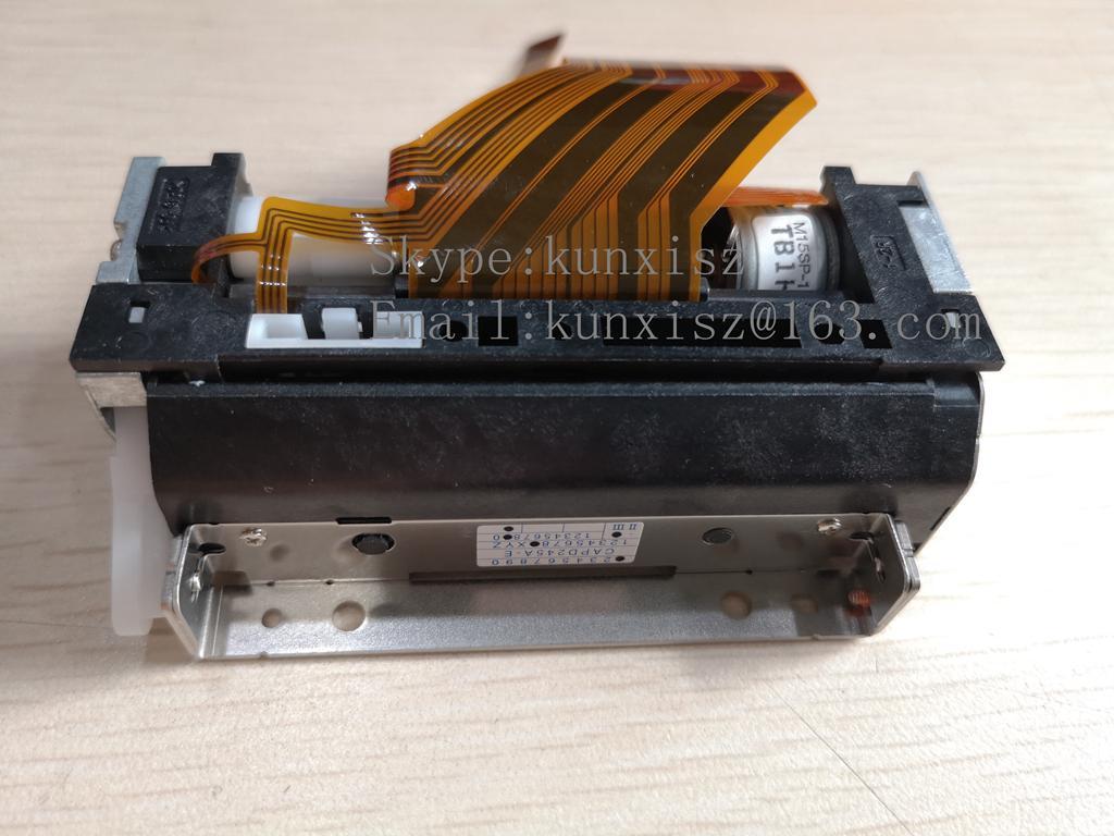 精工熱敏打印頭CAPD345,一體打印機CAPD345,帶切刀打印頭CAPD345D-E 2