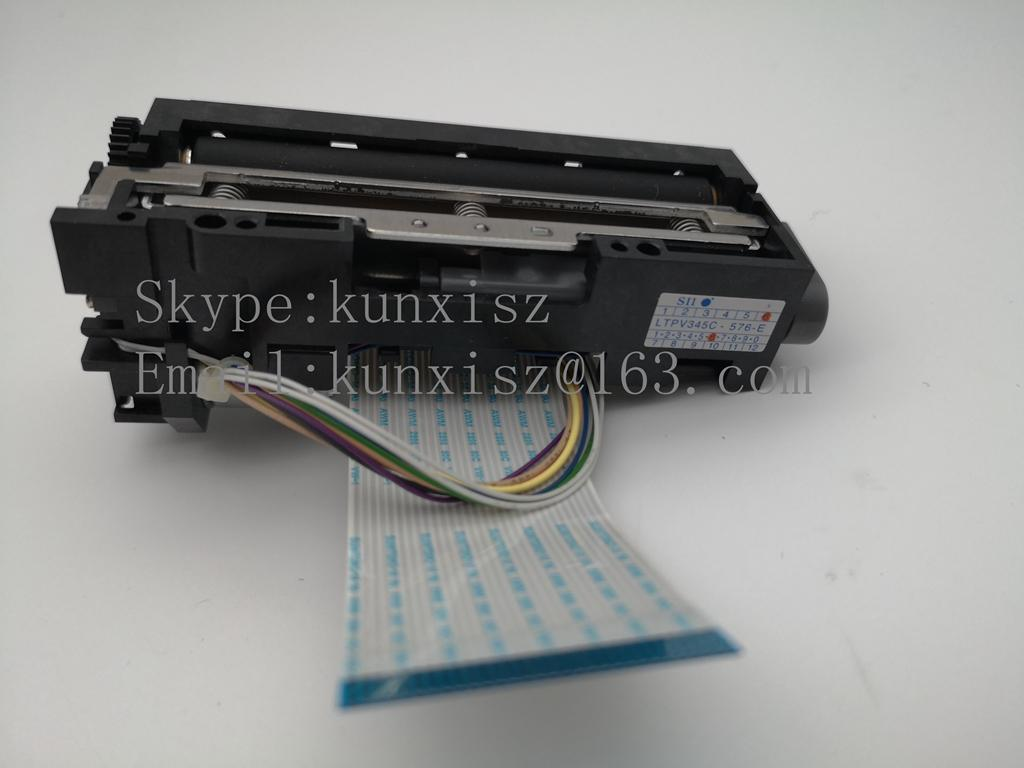 精工打印机 LTPV345C-576-E 热敏打印头 LTPV345C LTPV345 1