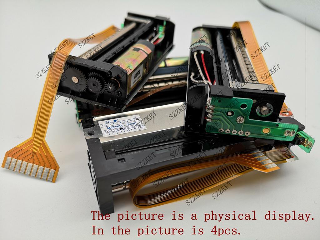 精工熱敏打印頭打印機MTP401-G280-E,MTP401-G280 2