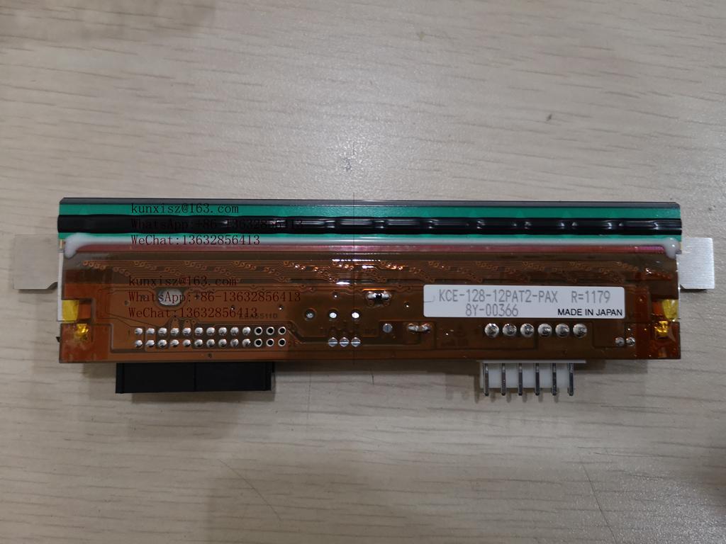 Avery SNAP700 Print Head KCE-128-12PAT2-PAX  Bar code printhead