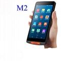 Mobile Handheld barcode Scanner WiFi Bluetooth  Portable Order SUNMI M2