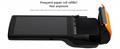 Handheld portable thermal printer cash register and takeaway printer SUNMI V2