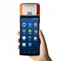 Handheld POS Thermal Printer Wireless