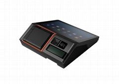 SUNMI cash register print integrated touch screen ordering machine printer