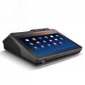 SUNMI T2mini收銀機打印一體式觸摸屏訂購機打印機 2