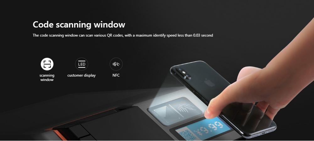 SUNMI T2mini收銀機打印一體式觸摸屏訂購機打印機 11