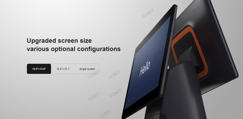 收銀機餐飲外賣機接單智能觸摸屏打印機SUNMI T2 8