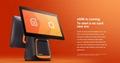 收銀機餐飲外賣機接單智能觸摸屏打印機SUNMI T2 10