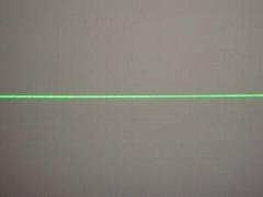 Uniform Green line laser mudule 532nm 1-50mW
