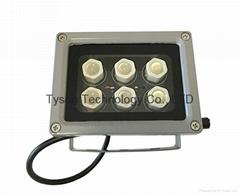 IR laser illuminator IR1206S-18