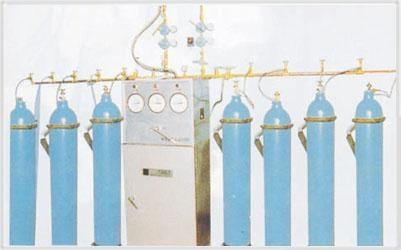 氧氣充裝排 1