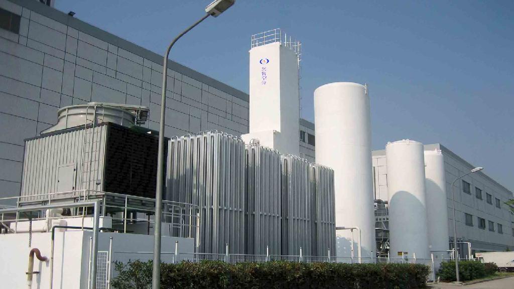 液態氮汽化器 4