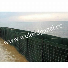 hesco barrier galvanized welded bastion military basket