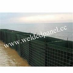 hesco barrier galvanized