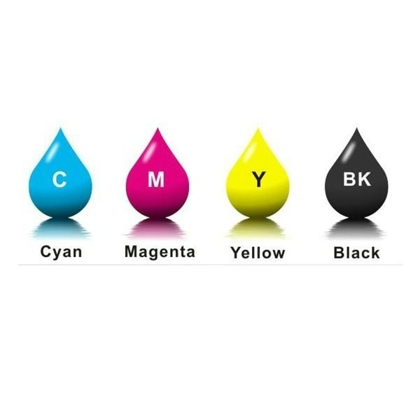 TYPES OF INK