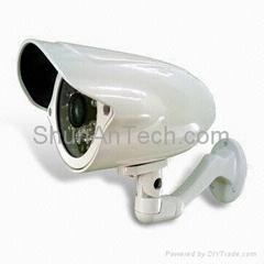 供應 紅外防水攝像機 新款 監控攝像機