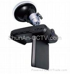 HD Camera Portable DVR Car Camera Car DVR Support SD/MMC