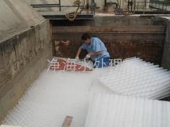 重庆蜂窝斜管填料