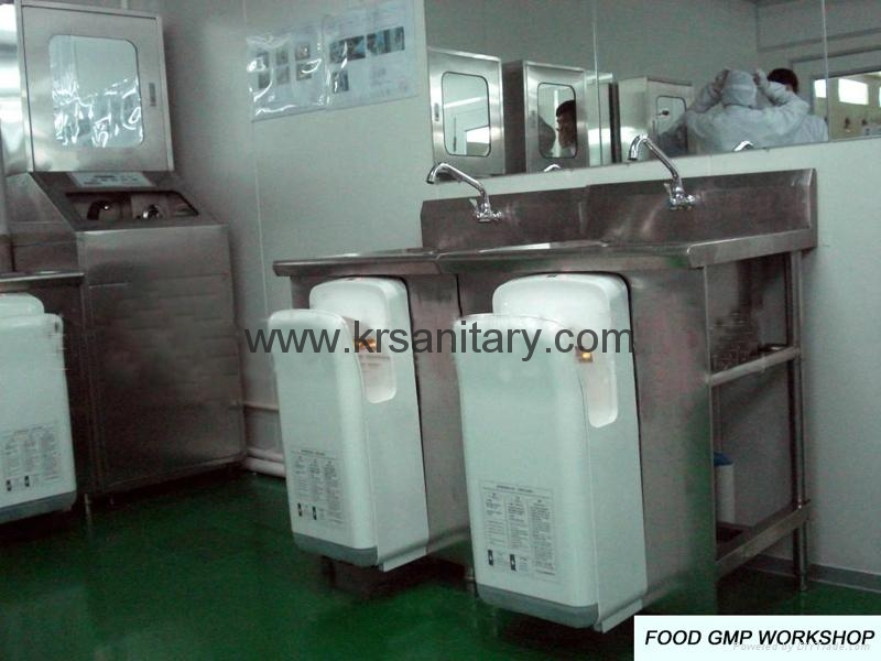 High Speed Energy Efficient dual jet air Hand Dryer double side sensor hand drye 7