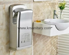 High Speed Energy Efficient dual jet air Hand Dryer double side sensor hand drye (Hot Product - 1*)
