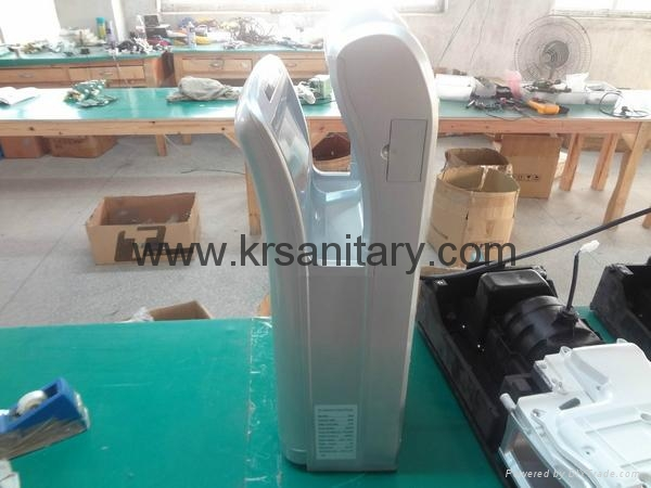 High Speed Energy Efficient dual jet air Hand Dryer double side sensor hand drye 20