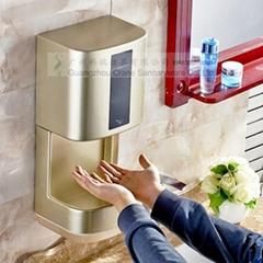 商用衛浴公廁干手機 免接觸干手器 防火ABS淨手器