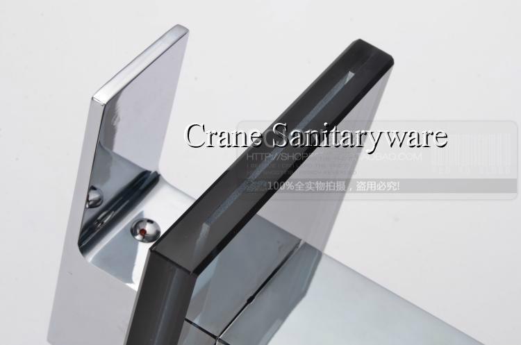 Glass Basin Waterfall Faucet/art faucet/brass faucet/waterfall tap/waterfall fau 8