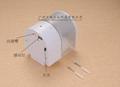 600ml Automatic Soap Dispenser hands free Antiseptic dripper sensor soap box