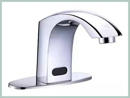 Infrared Sensor Washbasin Automatic Faucet  hands free cocks 7