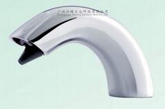 自動感應泡沫皂液器 水龍頭式皂液器 龍頭皂液機