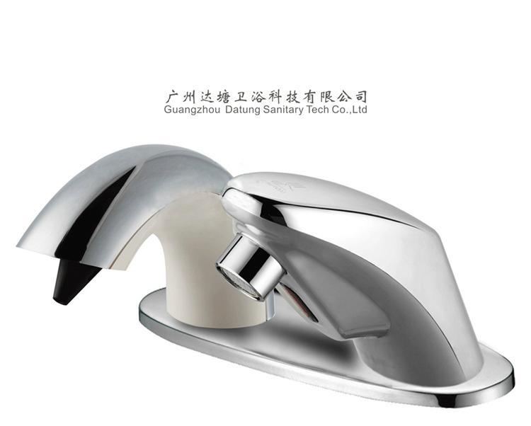 automatic foam soap dispenser faucet style foam sprayer germ free WC 20