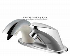 public faucet sensor tap art auto faucet craft cock germ free toilet  (Hot Product - 1*)