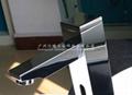 square post sensor faucet column auto tap  9