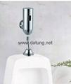 sensor urinal flusher open mounted