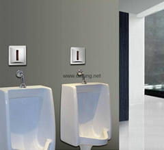 暗裝小便沖洗閥 尿液清潔機 入牆式男廁清洗器