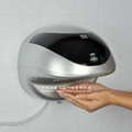 automatic hand dryer ABS frog shape hand