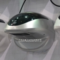 automatic hand dryer ABS frog shape hand dryer  hands care machine