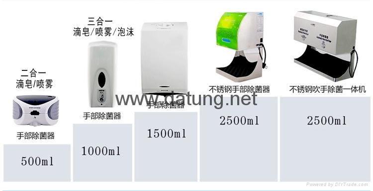 wall-mounted hand sterilizer for public keep away germ ...