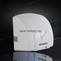 ABS hands dryer free touch hand dryer sensor hand dryer